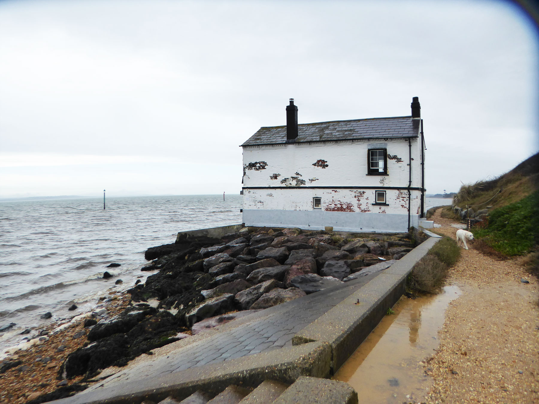 Lepe Beach Walk